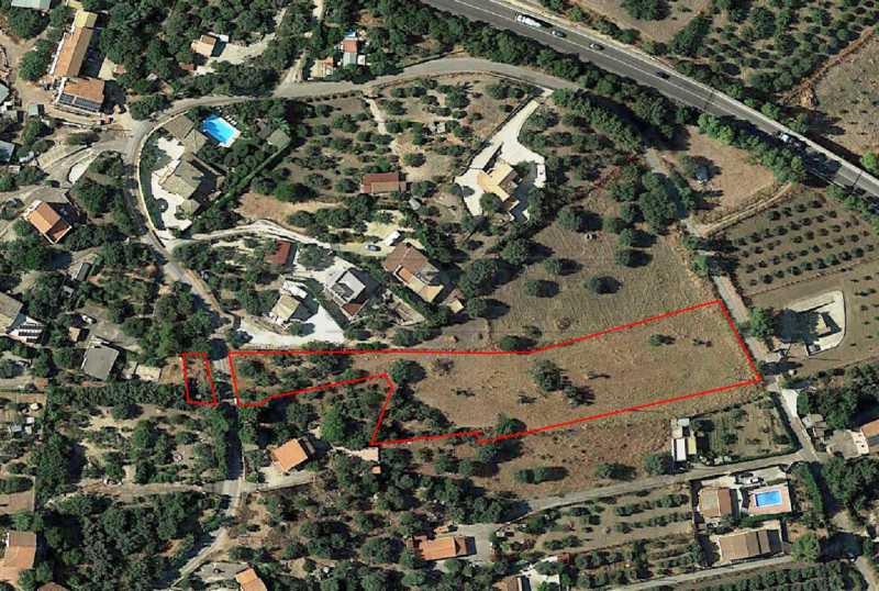 terreno in vendita ad caltanissetta - 28000 euro