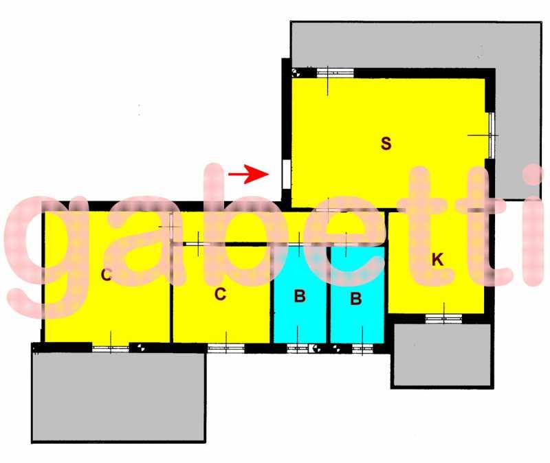 appartamento in vendita ad usmate velate usmate velate foto3-37743306