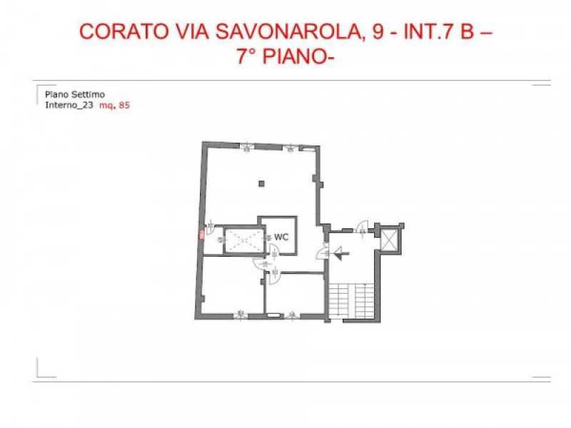 appartamento in affitto a corato via savonarola girolamo 9 foto1-52195712