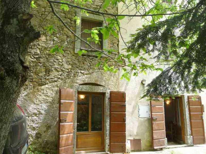 casa semi indipendente in vendita a santa fiora selva foto2-56328402