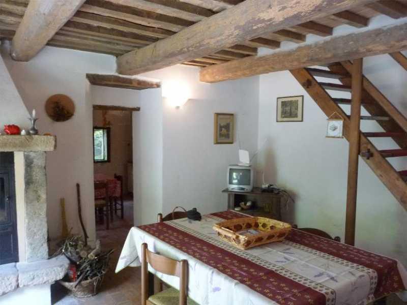 casa semi indipendente in vendita a santa fiora selva foto4-56328402