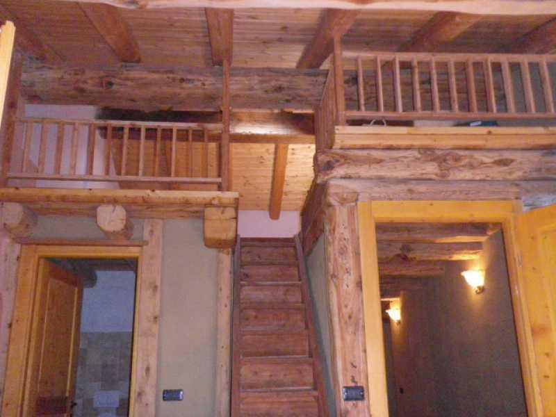 rustico casale corte in vendita a condino foto4-57509075