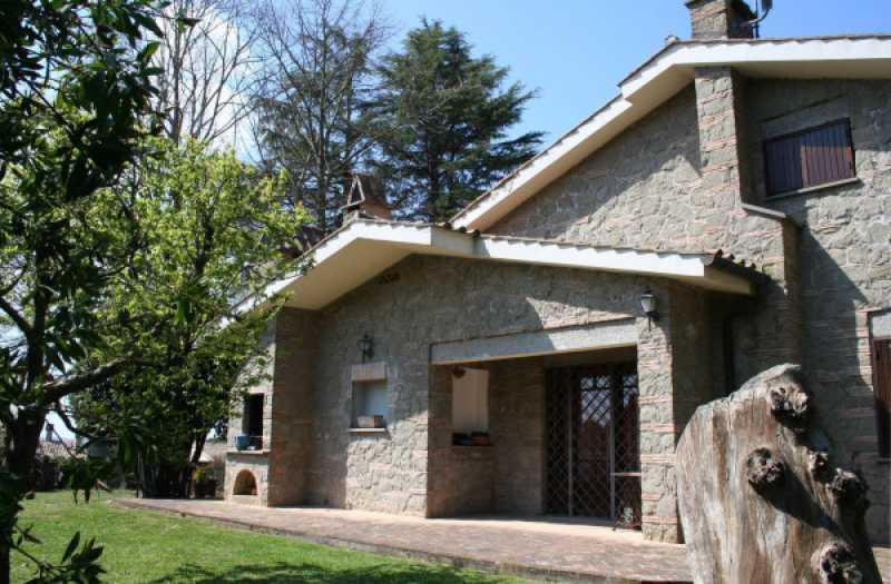 villa in vendita sacrofano via monte caminetto 0 foto1-59570471