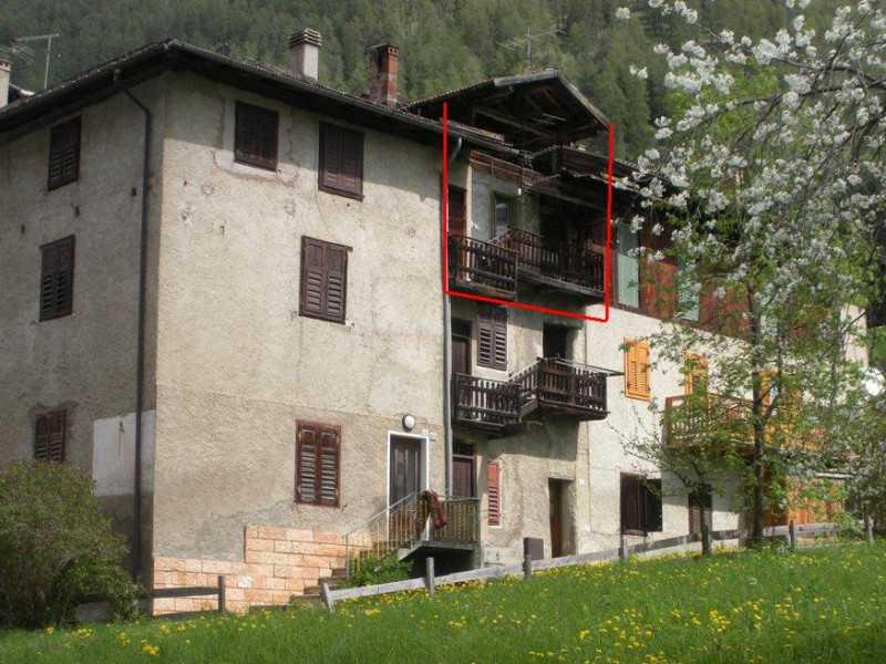 appartamento in vendita a rabbi rabbi centro foto2-66881521