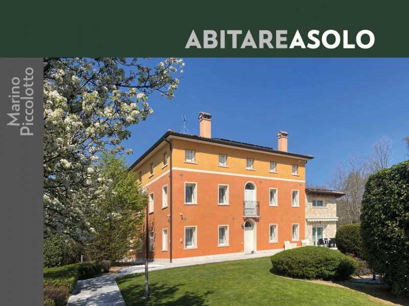 villa in vendita ad asolo via venezia foto1-71027076