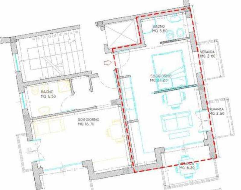 appartamento in vendita a la maddalena foto2-73177623