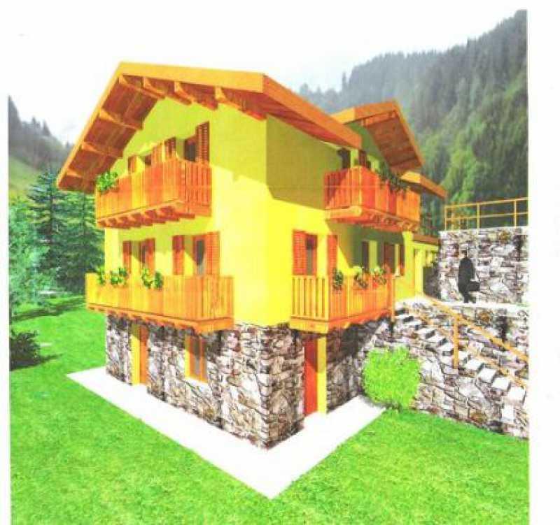casa indipendente in vendita a canal san bovo foto2-73216359