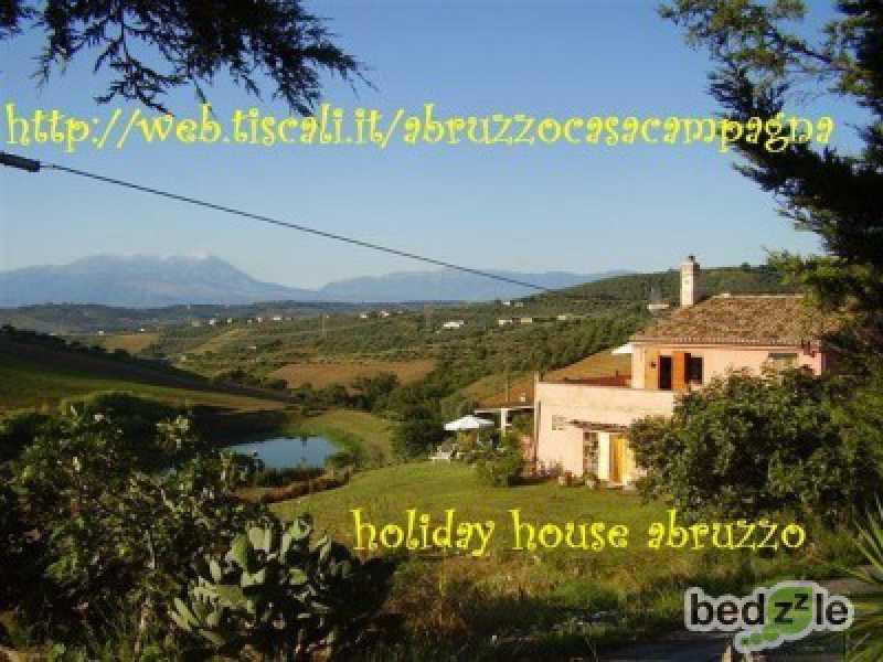 Vacanza in casa vacanze a collecorvino contrada fornaci 11 foto1-74116353