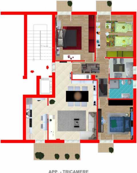 appartamento in vendita a vicenza mercato nuovo foto4-74312541