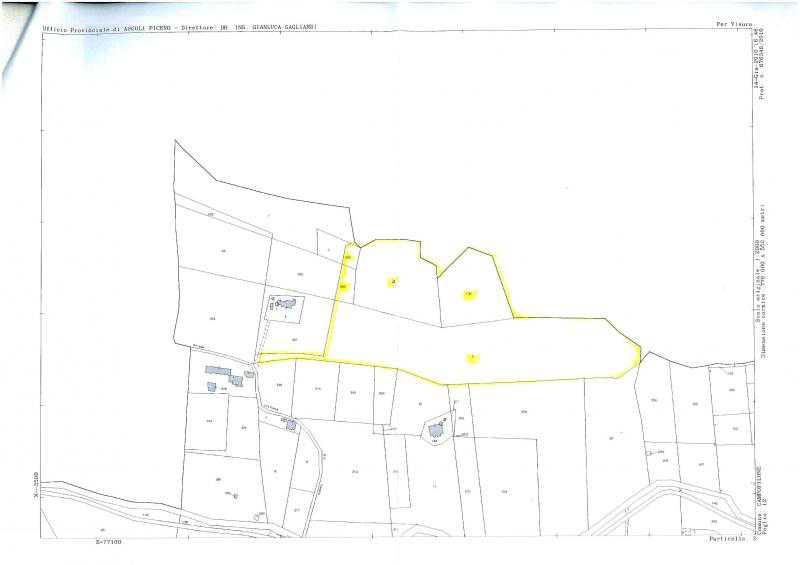terreno in vendita a campofilone contrada rio canale foto4-74422479