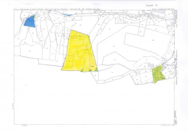 terreno in vendita a comunanza zona industriale foto2-74422480