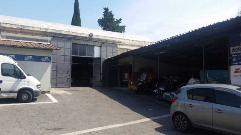 capannone in roma gregna sant foto1-75810692