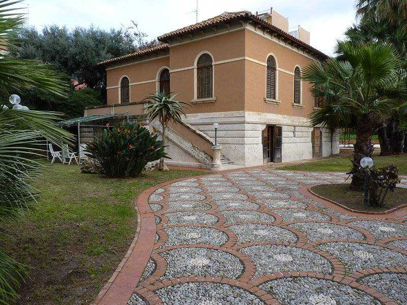 villa via paolo orsi foto1-77405370