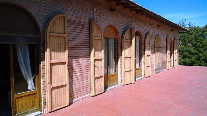 rustico casale corte in vendita a san gimignano pancole foto8-78657219