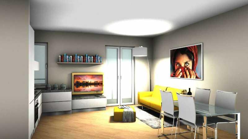 appartamento in vendita a venaria reale centrale foto3-79480471