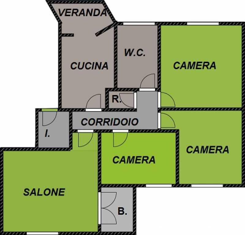 appartamento in vendita a palermo via giovanni besio foto2-80958656