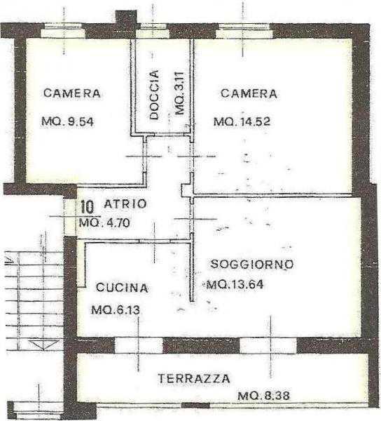 appartamento in vendita a tarvisio fusine foto3-81020611