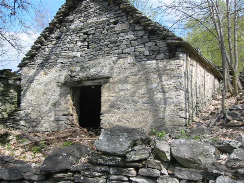 rustico casale corte in vendita a crevoladossola località alpe alagua 1200 slm foto3-84271891