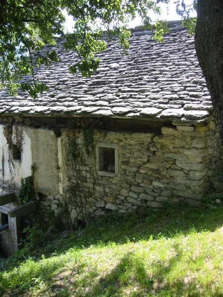 rustico casale corte in vendita a varzo località casa giorgio foto2-84271894