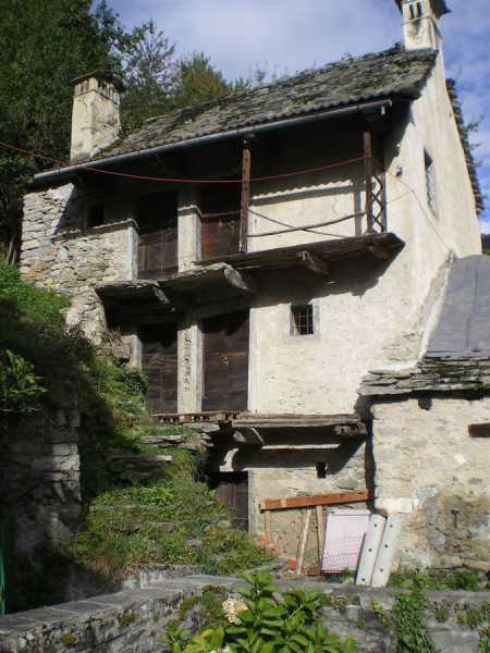 rustico casale corte in vendita a varzo località casa giorgio foto3-84271894