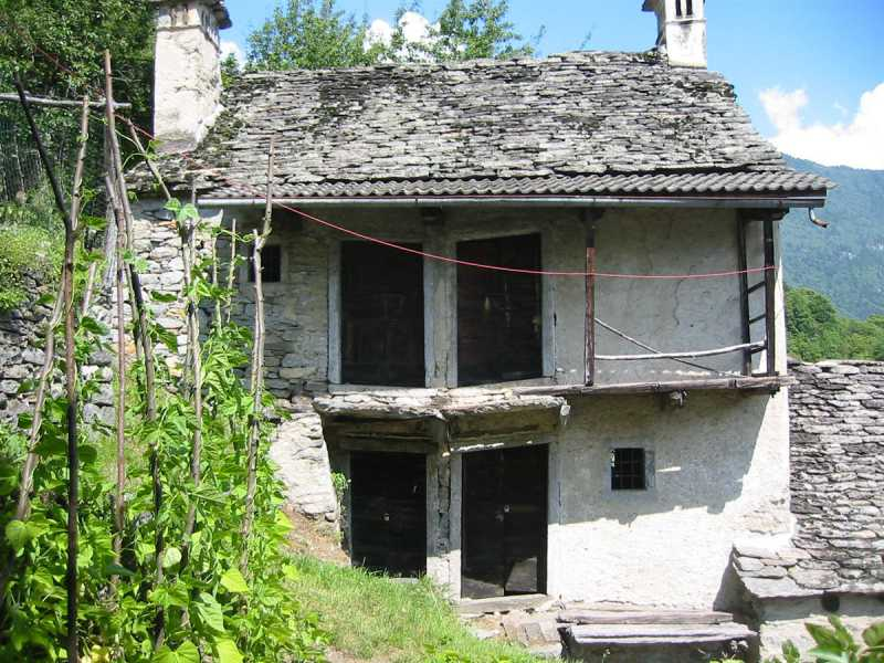 rustico casale corte in vendita a varzo località casa giorgio foto4-84271894