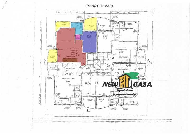 appartamento in vendita a cervia via malva sud foto2-87019020