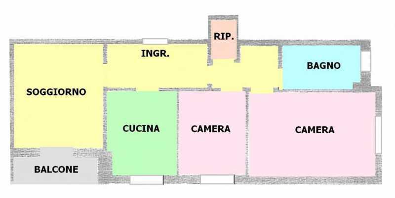 appartamento in pieve san giacomo 0 foto1-89835991