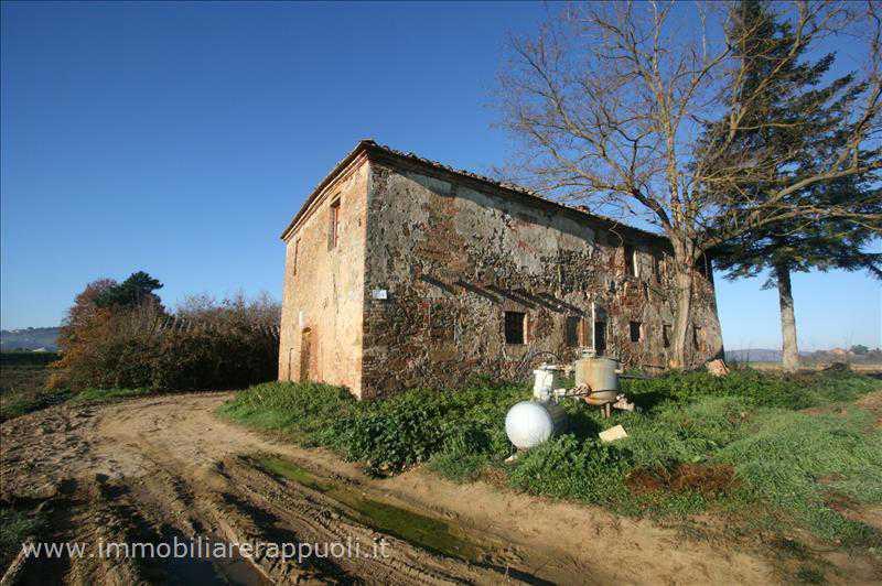 rustico casale corte in vendita a sinalunga foto2-95575594