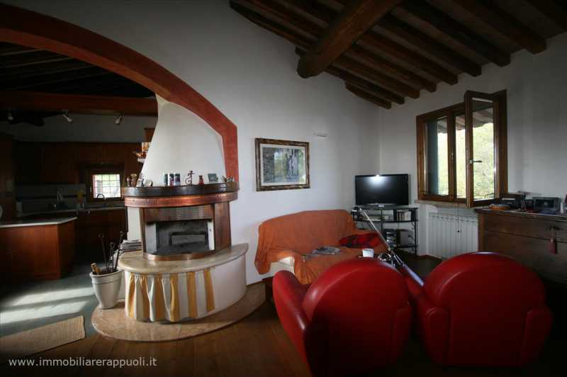 villa in vendita a castiglione d`orcia foto3-95575832