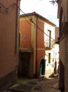 Loft Open Space in Vendita a Buccino via San Giovanni