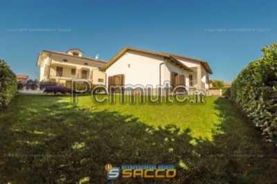 Villa o Villatta a Schiera in Vendita ad Orbassano via Reno