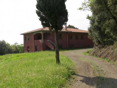 Rustico Casale in Vendita a Castellina Marittima Strada Provinciale 13 del Commercio