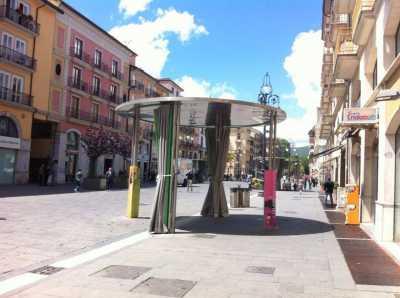 Magazzino in Affitto ad Avellino Corso Europa