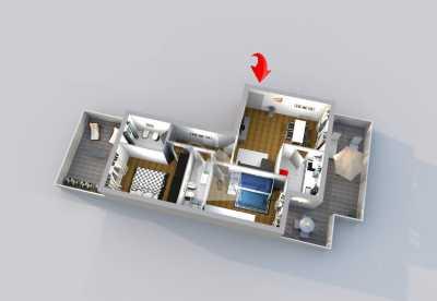 Appartamento in Vendita a macerata via mameli