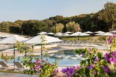 Vacanza in Tenda Safari Deluxe Select con doccia e a bale/vale istria