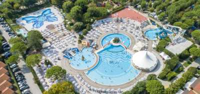 Tenda Maxi 2 Camere da Letto in Affitto a Cavallino Riviera Adriatica