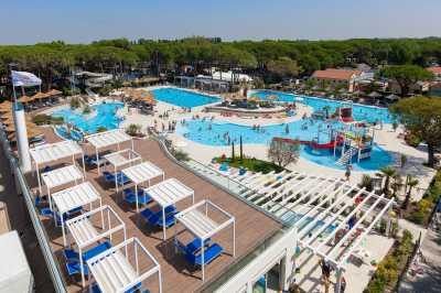 Tenda a Casetta Select in Affitto a Treporti Cavallino Riviera Adriatica