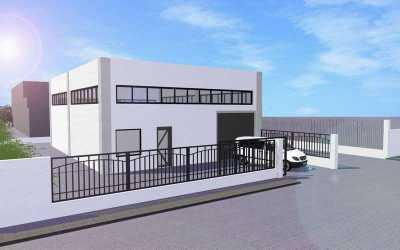 capannone in Affitto ad Olgiate Comasco