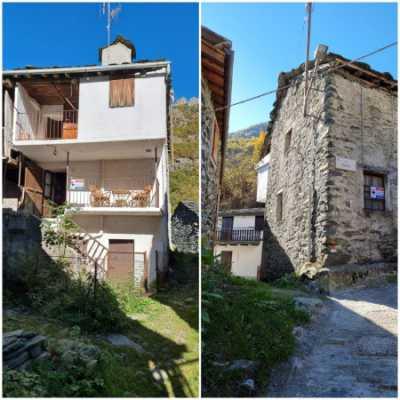 Rustico Casale in Vendita a Lemie via Orti 16 Villa