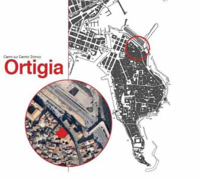 Rustico Casale Corte in Vendita a Siracusa Ortigia Ortigia