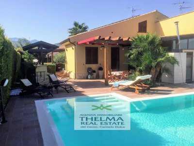 Villa Singola in Vendita a Campofelice di Roccella via Madonnina di Gibilmanna Contrada Piana Calzata