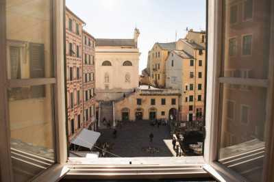 Appartamento in Affitto a Camogli Piazza Colombo