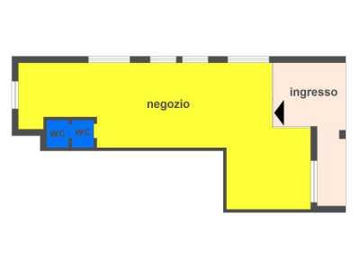 Negozio in Vendita a Bolzano via Maso della Pieve Bolzano Sud