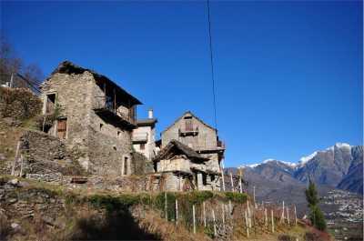 rustico casale corte in Vendita a Crevoladossola Località Monte