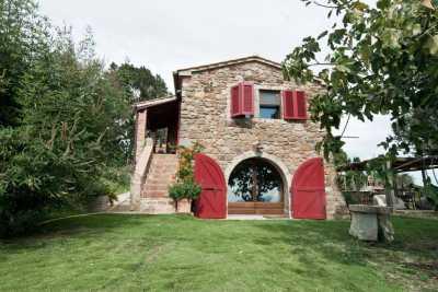 Rustico Casale Corte in Vendita a Magliano in Toscana Pereta