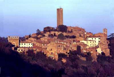 Appartamento in Vendita a Magliano in Toscana Pereta