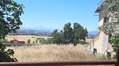 Rustico Casale Corte in Vendita a Colonnella Contrada Civita Collina Vista Mare