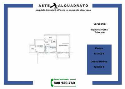 Appartamento in Vendita a Verucchio via Trieste Villa Verucchio