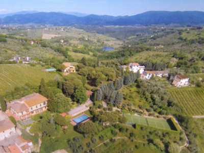 Villa in Vendita ad Impruneta via Quintole Per le Rose