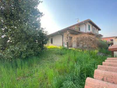 Villa in Vendita a Ghisalba via Francesca